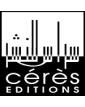 Cérès édition